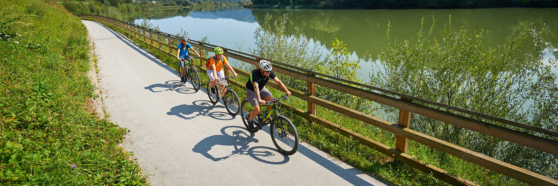 Experience the Drava River by Bicycle