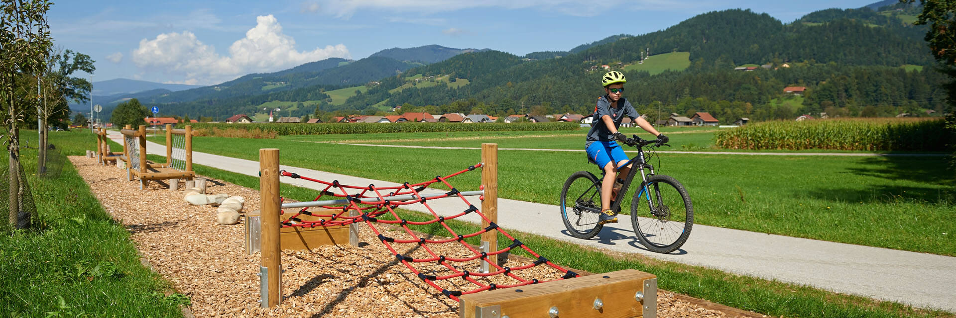Štrekna – One of Best Cycling Routes