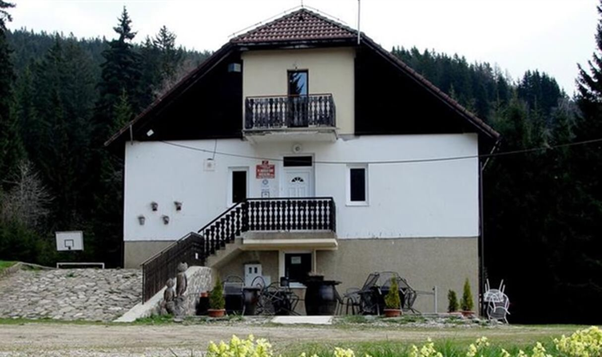 Košenjak Mountain Hut